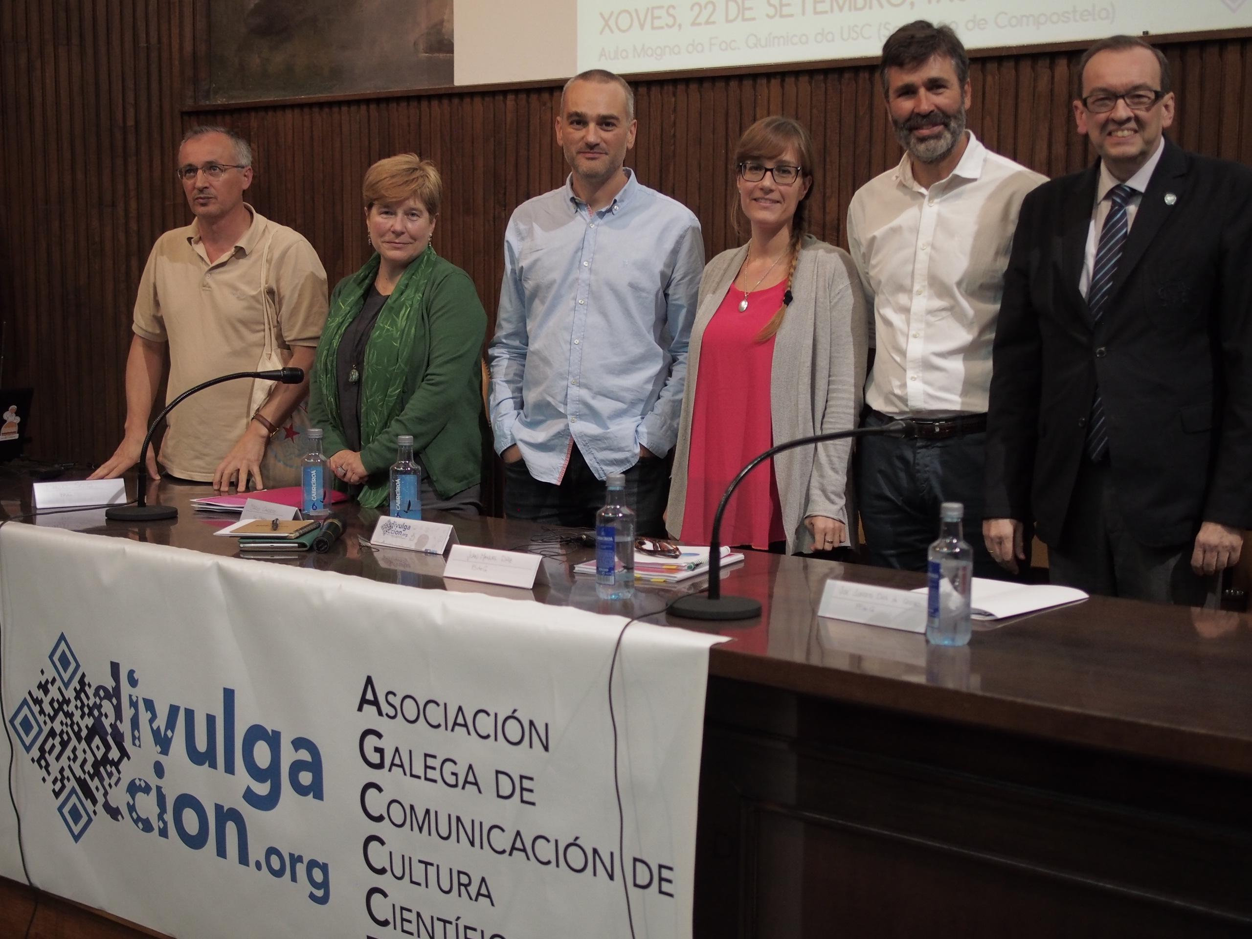 Escoita o debate sobre I+D e Cultura científica cos principais partidos de Galicia