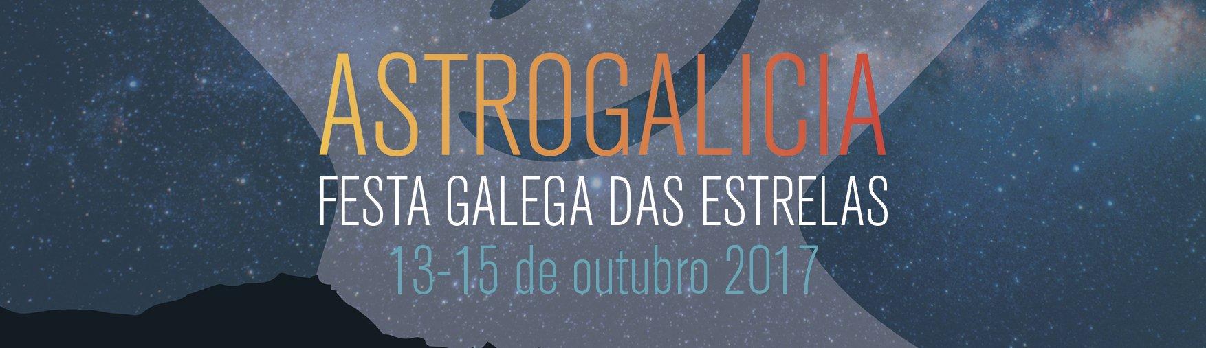 Divulgacción patrocina Astrogalicia 2017, non o perdas