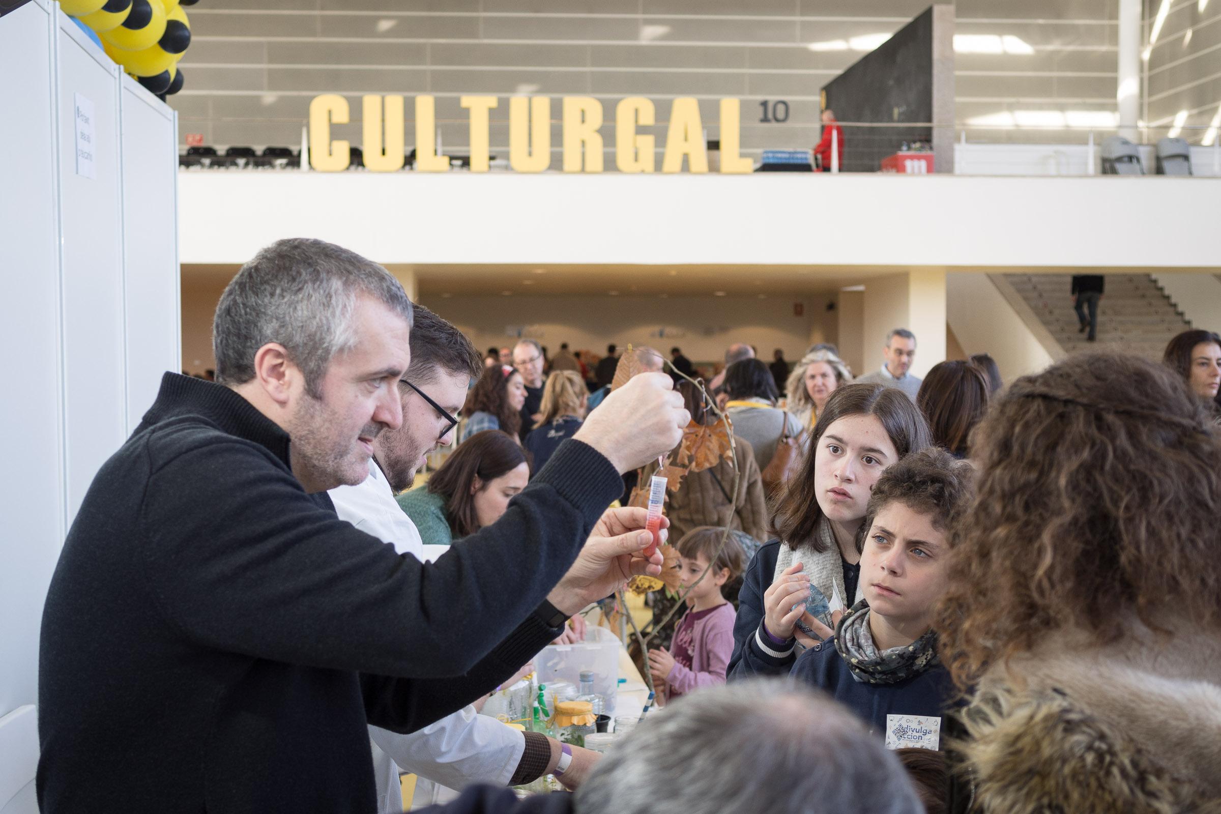 Crónica fotográfica do Culturgal 2017